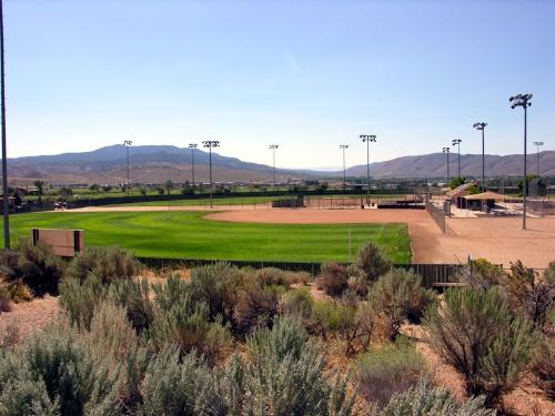 Upper Centennial #2 ... - JohnD Winters Centennial Park Complex Carson City