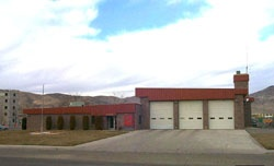 Fire Station 52, 2400 College Parkway, Carson City, Nevada