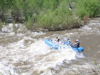 River Rafting Middle