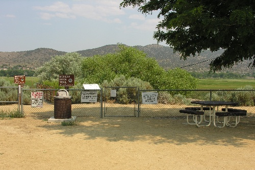Hidden Meadows Trailhead