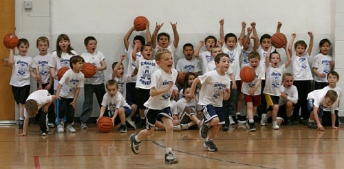 Youth Basketball 5