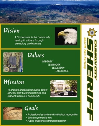 Sheriff's Office Mission Statement