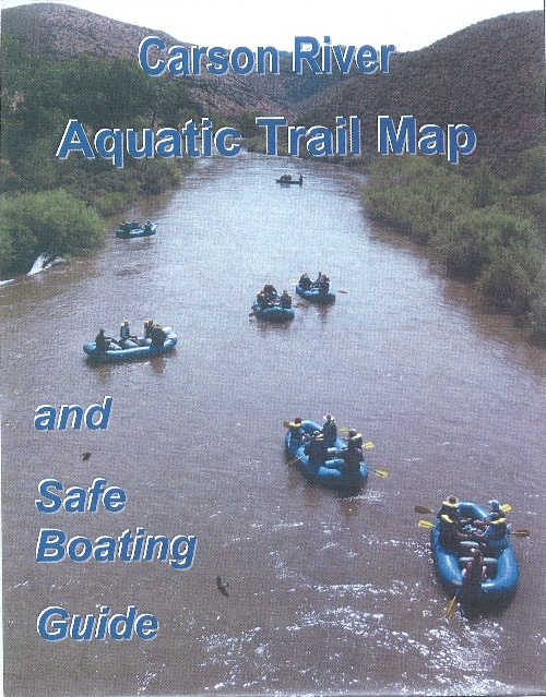 Aquatic Trail Map Cover