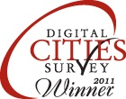 2011 Digital Cities Award