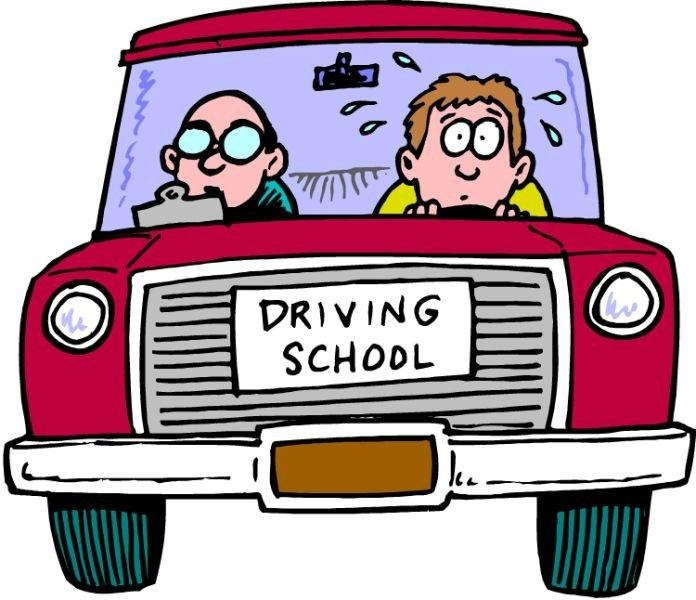 Drivers Ed Clipart