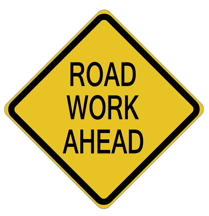 ROAD WORK REPORT