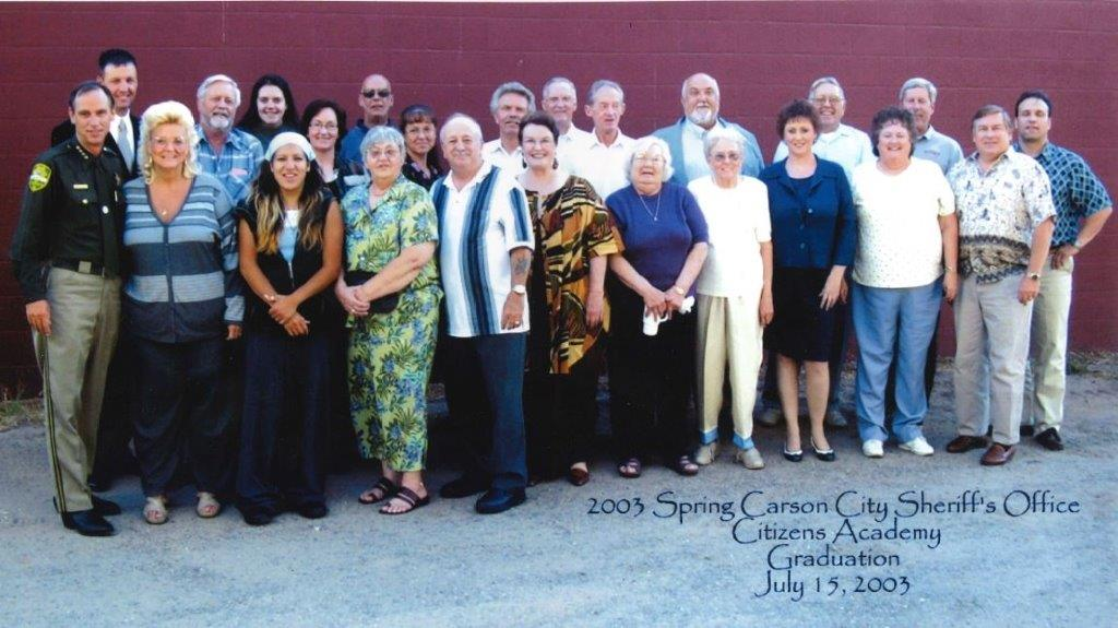 2003 Citizens Academy