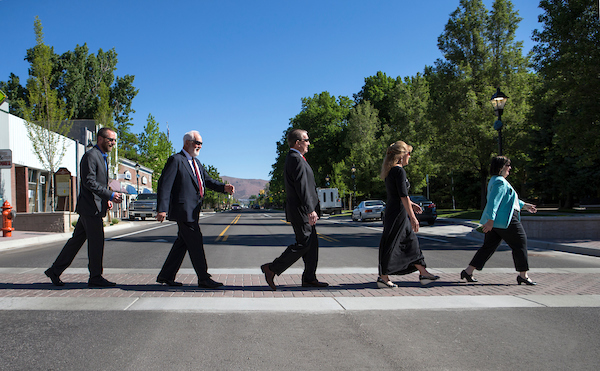 Nevada Revised Statutes >> Board of Supervisors | Carson City