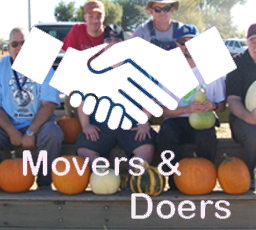 movers doers button