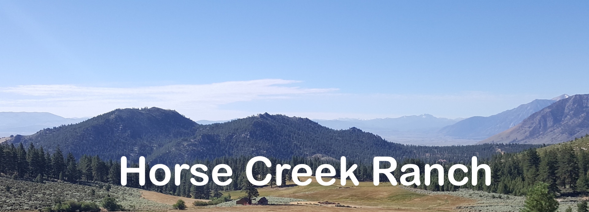 horse creek ranch