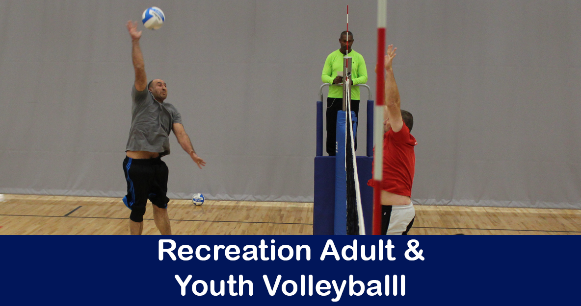 RecreationAdultYouthVolleyball(New)