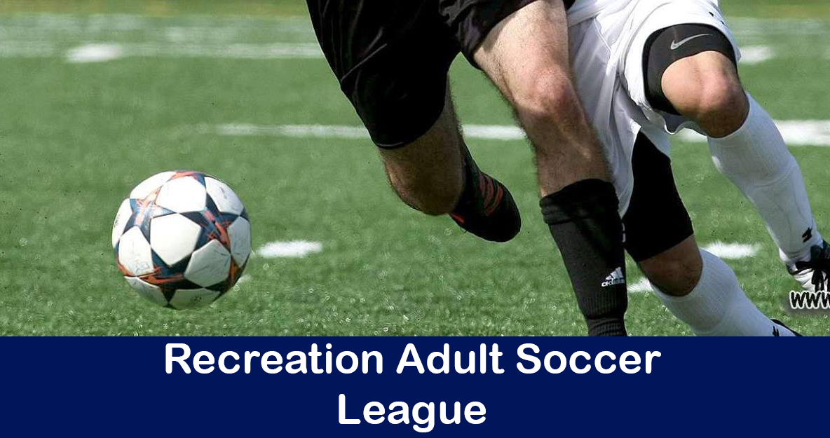 Recreation Adult Soccer League(New)