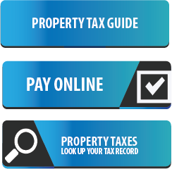 Property Tax Page buttons