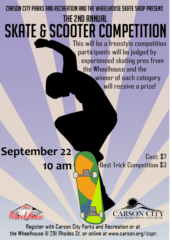 Skateboard and Skate Competition