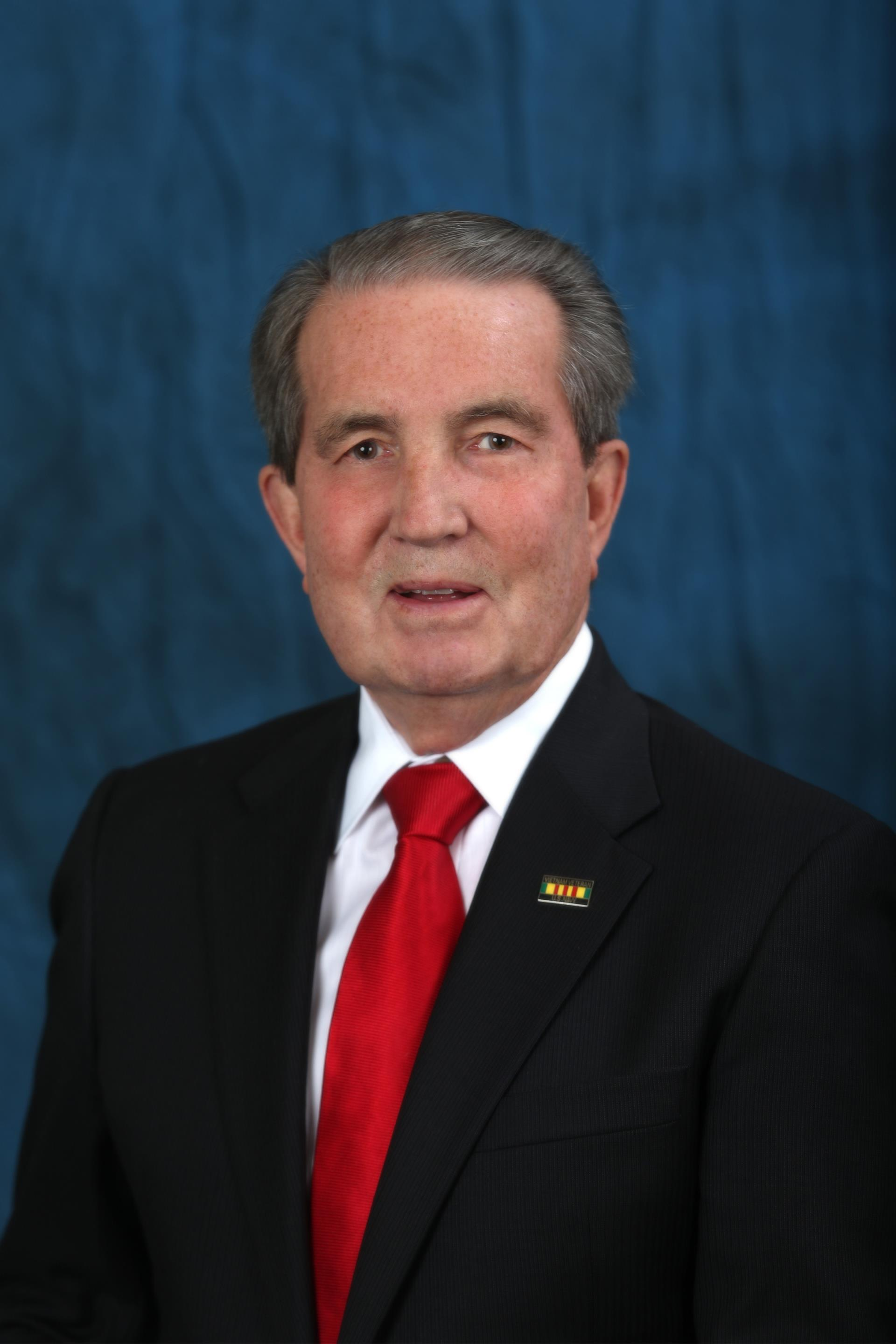 Mayor Bob Crowell