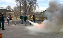 Fire Extinguisher Training 2
