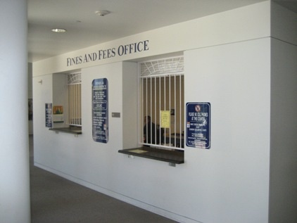 Fines & Fees Office