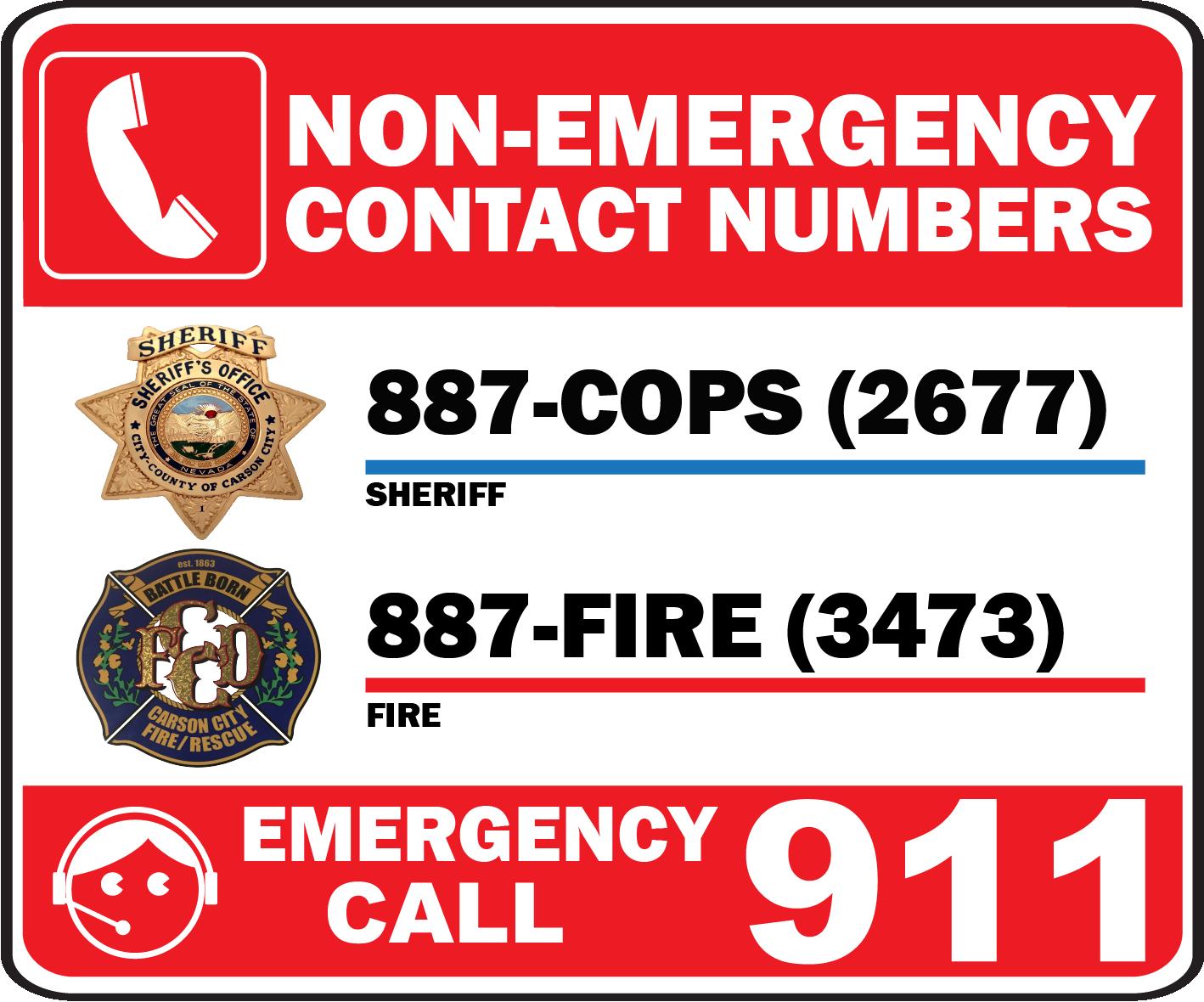 Communications - Dispatch | Carson City