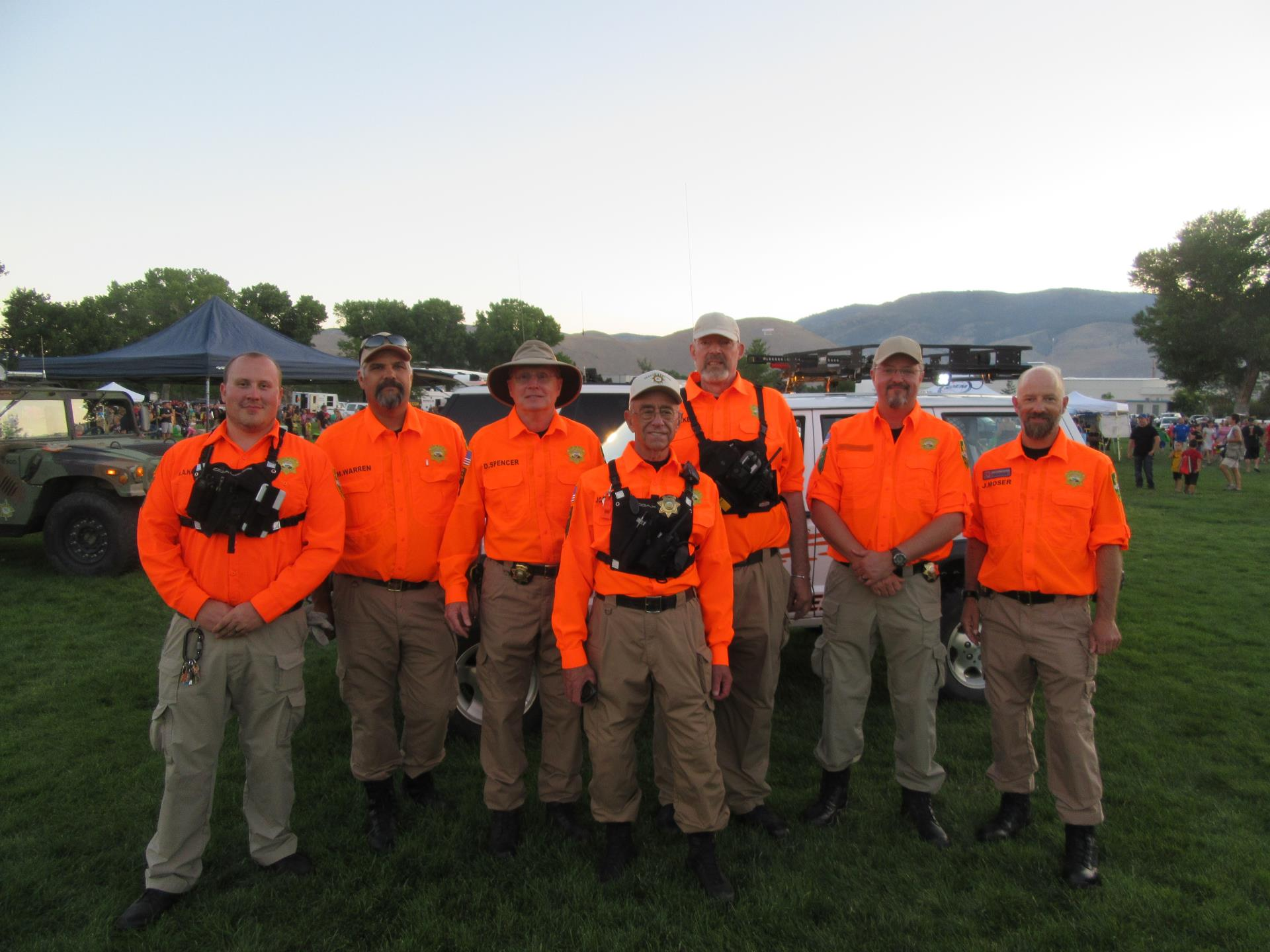 Carson City SAR - National Night Out