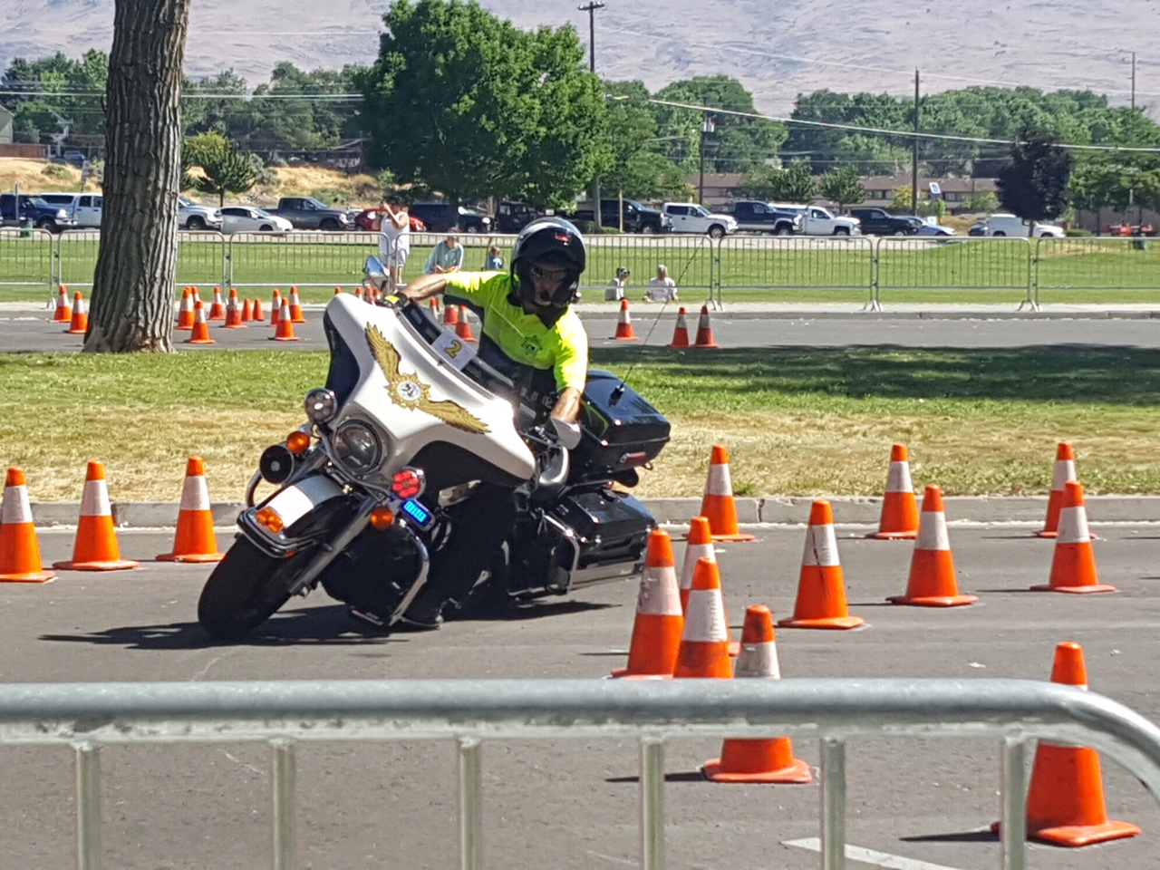 Extreme Motor Officer Training Challenge
