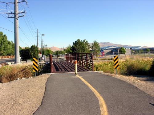 Linear Park Trail #2
