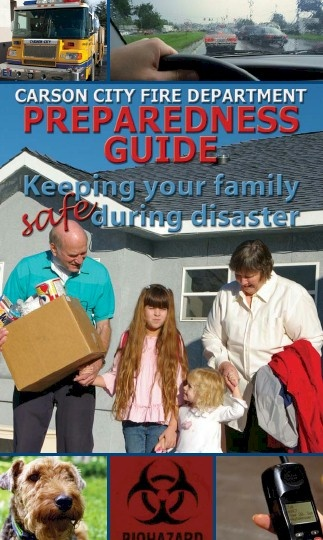 Click here to view/download the Carson City Fire Department Preparedness Guide (PDF)
