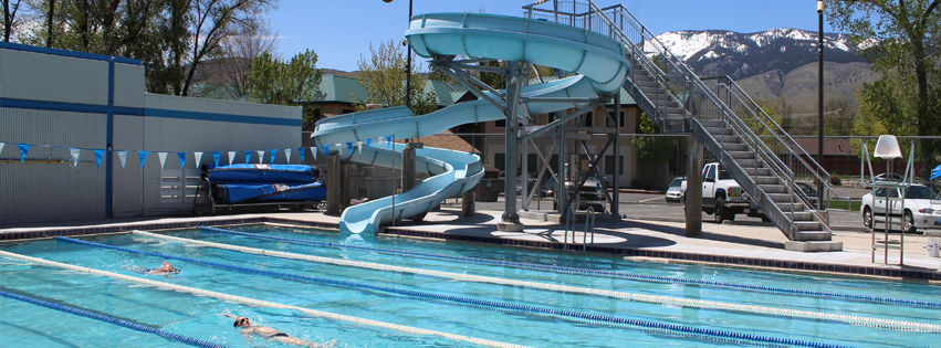 pool banner