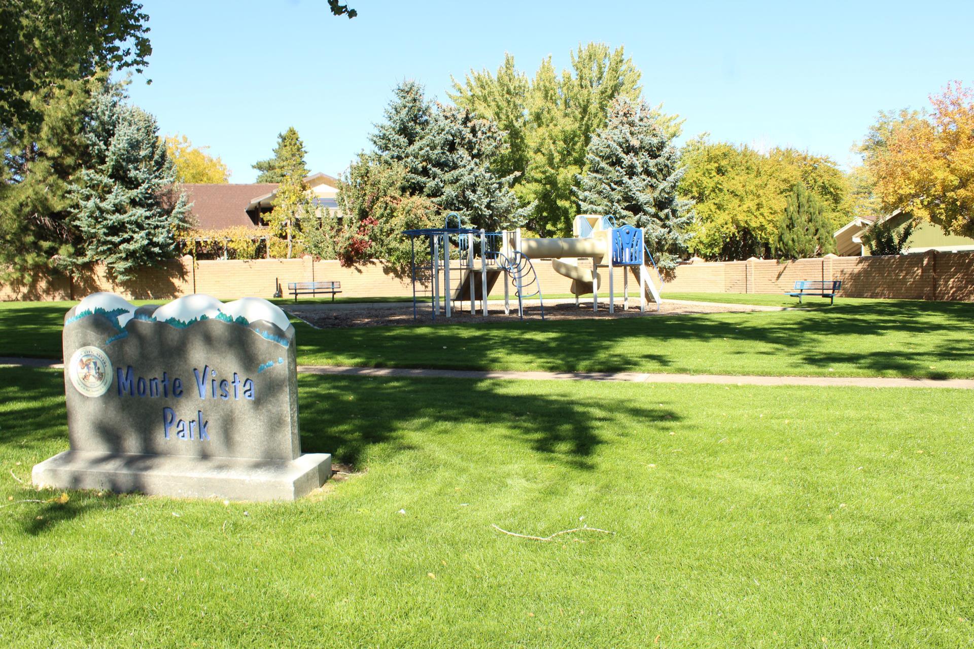 Monte Vista Park #1