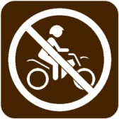 No Dirt Bikes