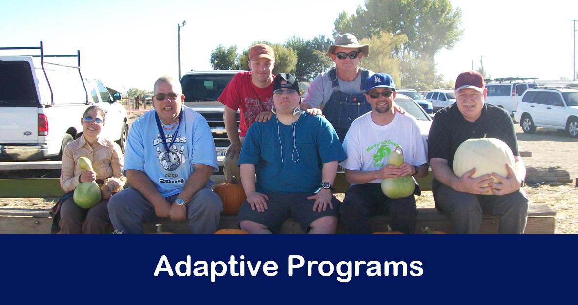 Adaptive Programs