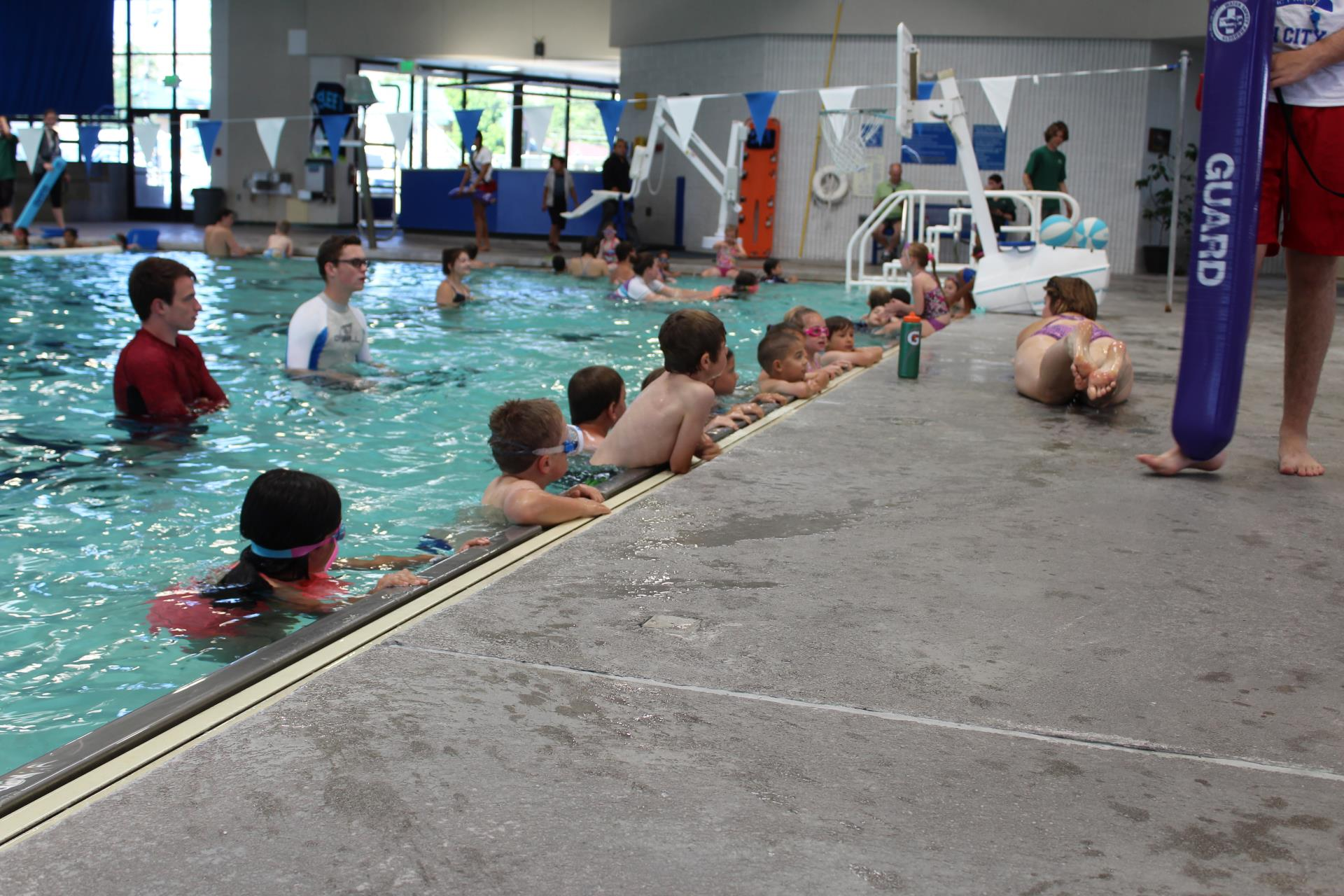 Capital Kids Swim Lesson photo 1