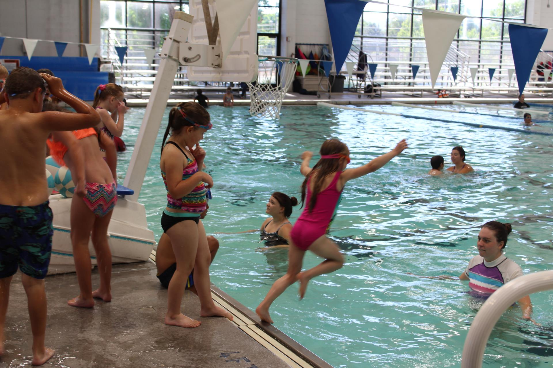 Capital Kids Swim Lesson photo 2